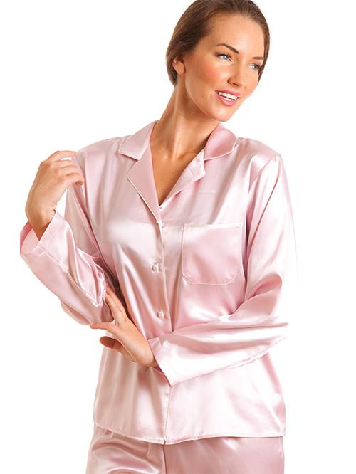 af124479ac1b ... womens nightwear including British made satin nightwear